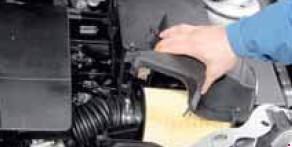 Замена воздушного фильтра на форд фокус 2 своими руками