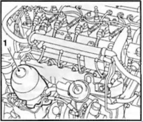 Замена моторного масла и масляного фильтра на Opel Astra H и Zafira B