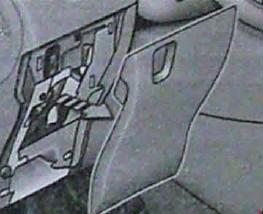 Перечень предохранителей Citroen C3 Picasso