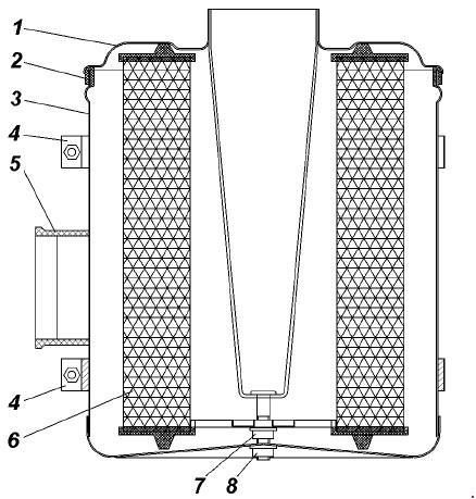 Топливный фильтр mitsubishi lancer x цена золота