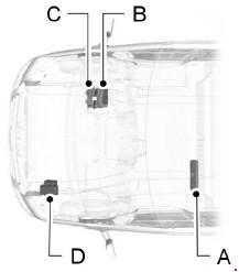 Схема предохранителей и реле Ford Transit (2006-2013)