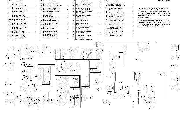 Схемы электрооборудования автомобиля УАЗ 39094