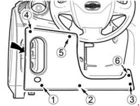 Перечень предохранителей Datsun on-DO