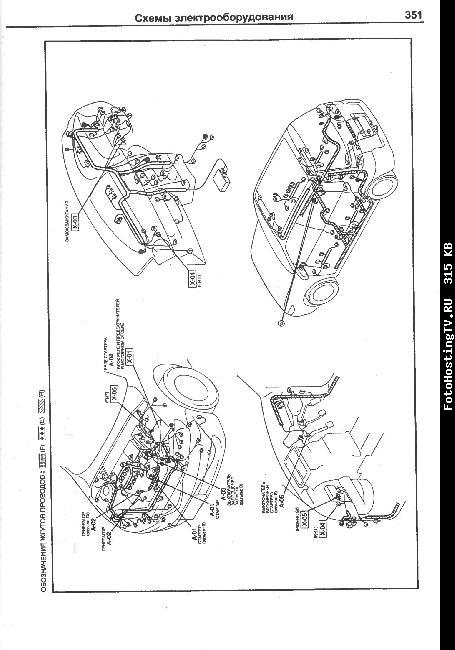 Электрическая схемы MAZDA 2 / MAZDA DEMIO 2002-2007 / MAZDA VERISA с 2004 бензин