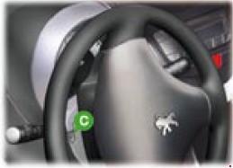 Назначение и расположение предохранителей Peugeot 107 до 2009г.