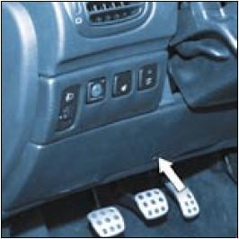 Назначение предохранителей Peugeot 206 CC