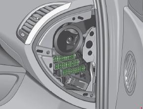 Схема предохранителей и реле Audi Q7 (4L; 2005-2015)