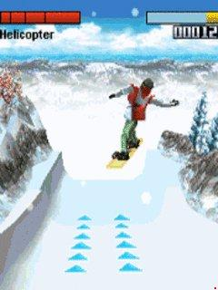 avalanche snowboard java game downloads 128x160 phoneky apps