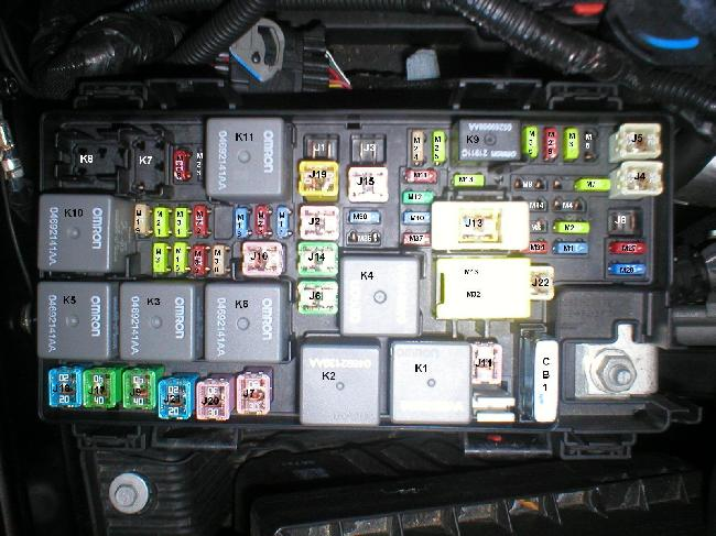 jeep wrangler jk fuse box diagram fuse diagram rh knigaproavto ru 2012 jeep wrangler unlimited fuse box location jeep wrangler jk fuse panel