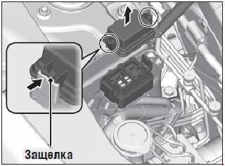 Назначение предохранителей Acura TLX