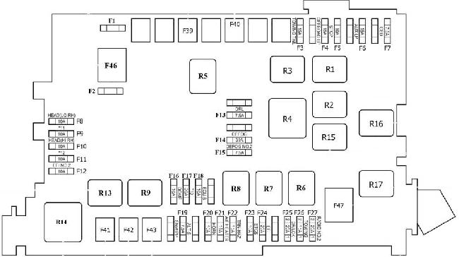 t15226_fj electrical 01 toyota fj cruiser fuse box diagram fuse diagram