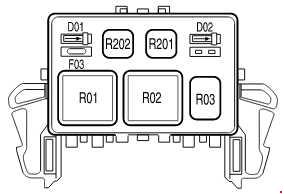 2004 2008 ford f150 fuse box diagram fuse diagram rh knigaproavto ru 97 F150 Fuse Diagram 08 ford f150 fuse diagram