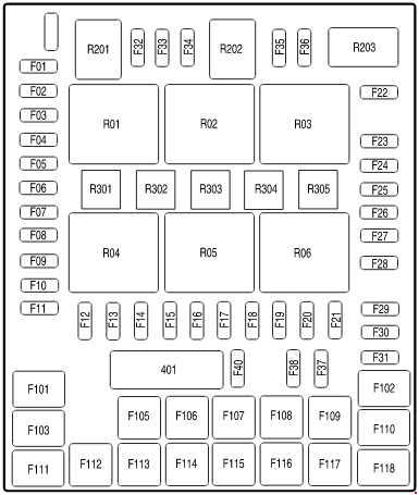 2004 2008 ford f150 fuse box diagram fuse diagram. Black Bedroom Furniture Sets. Home Design Ideas