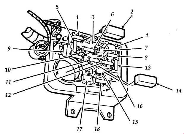 92-'97 ford aerostar fuse box diagram  knigaproavto.ru