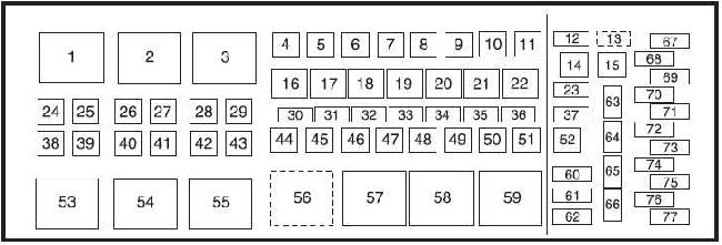 2007 expedition fuse box wiring block diagram rh 12 7 oberberg sgm de