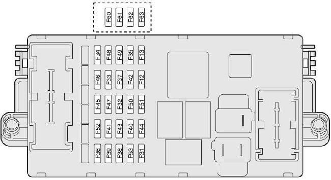 00-'10 Alfa Romeo 147 Fuse Box Diagram | Gta Fuse Box |  | knigaproavto.ru