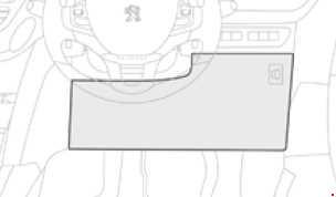 Peugeot 2008 Fuse Box Diagram