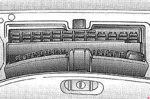 1993-1998 Saab 9000 Fuse Box Diagram
