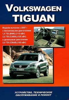 Назначение и расположение предохранителей Volkswagen Tiguan с 2009 года