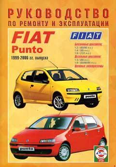 Назначение предохранителей и реле Fiat Punto II (188) с 1999 года