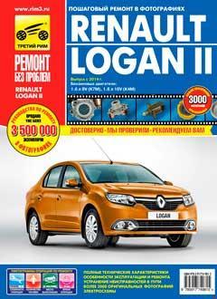 Назначение предохранителей Renault Logan 2 / Sandero с 2014 г.