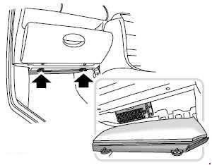 Rover 75 and MG ZT Fuse Box Diagram