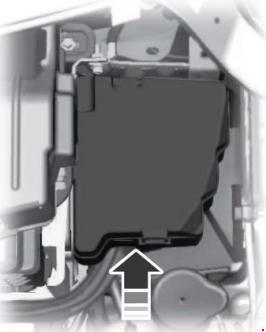Схема предохранителей и реле Ford EcoSport II (2012-)