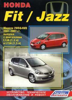 Схема расположения предохранителей автомобилей Honda Jazz I
