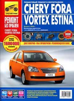 Блок предохранителей Vortex Estina