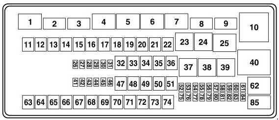 ford e350 e450 fuse box diagram 2016 fuse diagram. Black Bedroom Furniture Sets. Home Design Ideas