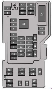ford e350 e450 fuse box diagram 2016 fuse diagram. Black Bedroom Furniture Sets. Home Design Ideas