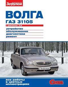 Лампы, применяемые на ГАЗ 31105
