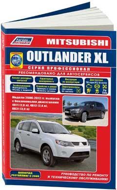 Предохранители и реле Mitsubishi Outlander XL