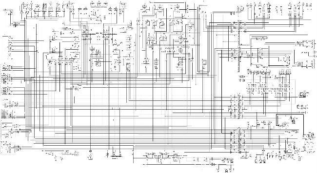 Электрическая схема Урал 6370