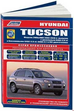 Схема предохранителей и реле Hyundai Tucson JM (2004-2010)