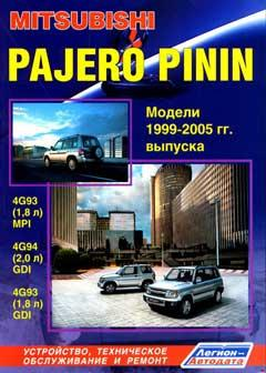Предохранители Mitsubishi Pajero Pinin 1,8 и 2,0