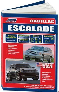 Схема предохранителей и реле Cadillac Escalade (GMT900; 2007-2014)