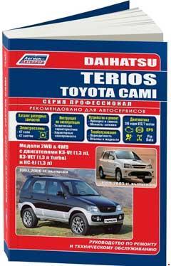 Схема предохранителей и реле Daihatsu Terios
