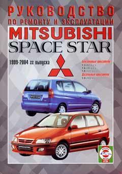 Перечень предохранителей Mitsubishi Space Star 1999-2004 гг