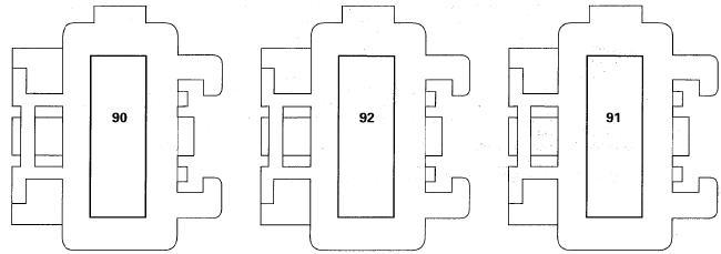 2001-2006 acura mdx fuse box diagram