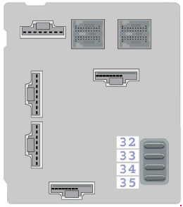 2003 2005 smart roadster fuse box diagram fuse diagram rh knigaproavto ru