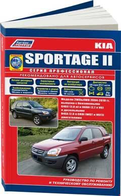 Схема предохранителей и реле Kia Sportage 2 (КМ; 2004-2010)