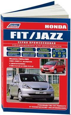 Схема предохранителей автомобиля Honda Jazz с 2001 г.