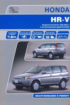Схема предохранителей автомобиля Honda HR-V с 1998г