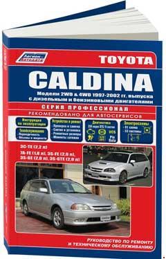 Перечень предохранителей Toyota Caldina 1997-2002 гг