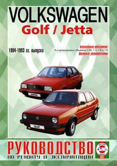 Предохранители - на моделях Volkswagen Golf / Jetta выпуска после августа 1989 года