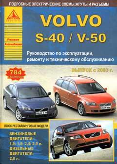 Предохранители Volvo V-50