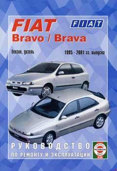 Электрические схемы Fiat Bravo / Brava 1995-2000