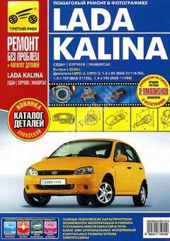 Схема предохранителей и реле Лада Калина (2004-2013)