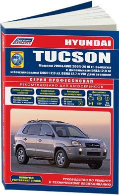 Схемы электрооборудования Hyundai Tucson 2003